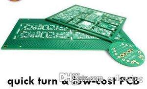la personalización en masa 2 Capa pcb fibra de vidrio FR4 fabricación de tablero Personalizado, placa de circuito impreso, el mejor proveedor, la producción a granel PCB Aguafuerte