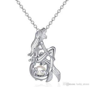 Mode Anhänger Halsketten Designer Gold Silber Überzogene Stahl Marke Schmuck Frauen Männer Halskette B66 Online
