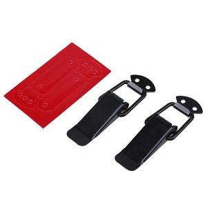 Universal Car Pare-chocs Clips de verrouillage crochet de sécurité à déclenchement rapide Quick Release Buckle