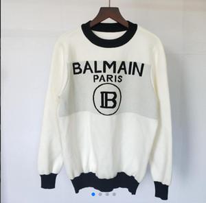 144 calientes del invierno suéteres para mujer vintage de la letra de géneros de punto Jerseys suéteres para mujer rosa lindo elegante jersey de punto Pulover Femme