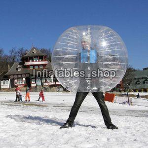 Bubble Soccer، Zorb، كرة كرة قابلة للنفخ، بدلة كرة فقاعة، فقاعة للبيع، Loopy Ball PVC 1.7M للأطفال في سن المراهقة