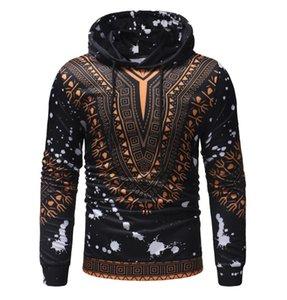 새로운 패션 남성 디자이너 까마귀 운동복 남성 스웨터 재킷 긴 소매 스웨터 코트 가을 겨울 후드 힙합 스포츠 Sweatershirt