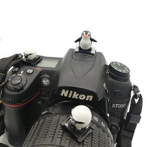 Câmera dos desenhos animados 3D Lanterna Hot cobertura sapata sapato para Canon Nikon Fujifilm Samsung Panasonic Leica Olympus