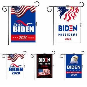 Biden Garden Drapeau 2020 Election président américain Joe Biden Bernie Sanders Andrew Yang Donlad Trump Décor bannière Non rack HHA1291N