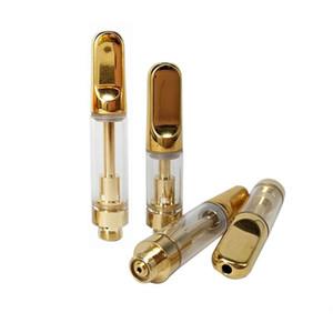 atomizzatore o penna ceramica testina a bobina oro vape 510 riutilizzabile vaporizzatore Biscotti carrelli oro th205 batterie VV TH210 fit