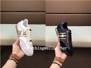 Dolce & Gabbana Doodle Shoes hococal gratuite hococal hommes et des femmes Chaussures pour femmes La meilleure Sneakers Bas-Rouge Parti personnalité haute semelle en cuir High Top