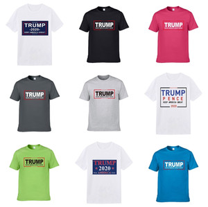 2020 New Fashion Designer Clothing Europe Italy Cooperation Rome Special Edition Trump T-Shirt Men'S Women'S Casual Cotton Trump T-Shirt Top