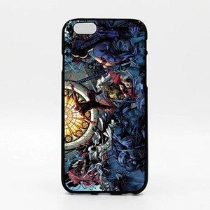 For Huawei 2018 series Y6 Prime 2018 Y5 Y7 Y9 2018 case Soft TPU Print pattern DC Marvel Super Hero High quality phone cases