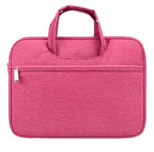 Macbook Notebook Para Sleeve Bag 13,3 polegadas Huawei Matebook D Xiaomi Superfície Pro 6 Laptop Bag 12 Pro 13 15 Inch Mulheres Homens 14 15.4 # 428