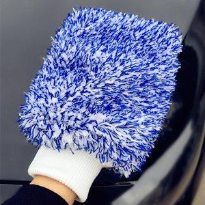 Maximum Absorbancy Glove High Density Microfaser Premium Autowaschhandschuh SCRATCH FREE Perfekt für den täglichen Gebrauch von Microfaser Madness