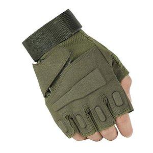 kaliteli çekim Açık atletik spor eldiven Yarım parmak eldiven kış taktik ridding