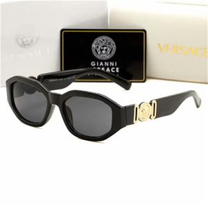unglasses للنساء رجال ترف الرجال عدسة مكبرة أزياء نظارة شمسية ريترو نظارات شمسية السيدات جولة النظارات الشمسية