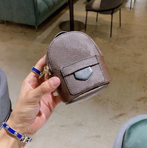 Kadın çanta çanta L çiçek deseni Mongram Bilek çantası 2020 yeni stil bayanlar, mini boy L cüzdan çanta