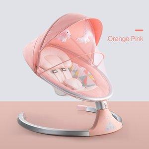 Alta calidad bebé recién nacido que el oscilación que la gorila oscilante eléctrico Calmante Cuna Silla Rocker Bluetooth con asiento