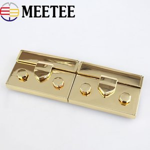 5pcs Women Handbag gold Twist Bag Buckle Turn Lock Snap For DIY Replacement Bags Purse Clasp Closure Parts Accessories