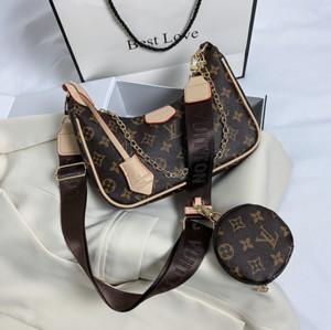 2020 Borse progettista caldi di vendita donne di lusso del corpo della traversa di marca Borse Moda Borse borsa di prezzi all'ingrosso della Composite Fashion Street 2062605L