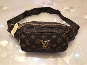 Luxo Homens mulheres cintura Bolsas Fanny Belt Bolsas dinheiro viajando Packs Montanhismo Mobile Phone saco da cintura
