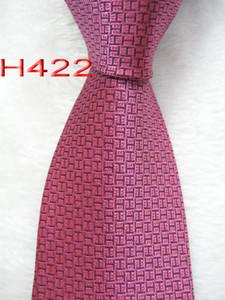Cravate cravate pour hommes HH8 # 100% soie tissée à la main en jacquard