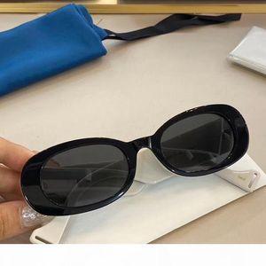 Stilista Città Maschera SP occhiali da sole nero Marchi miscela di disegno di Sunglass unisex