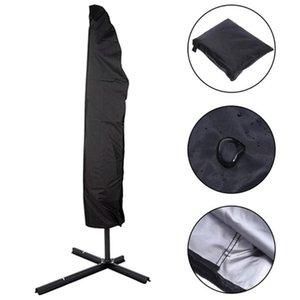 야외 캔틸레버 가든 테라스 발코니 쉴드 방수 파라솔 우산 커버