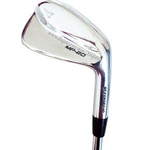 Hommes New Les clubs de golf MP-20 fers à repasser Set 4-9 P G fers à repasser Clubs arbre Stee R ou S arbre Golf Livraison gratuite