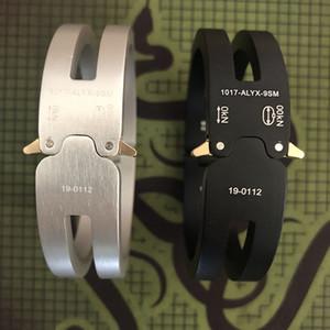Alyx Pulseira Melhor-Version ALYX liga de alumínio Homens Mulheres Unisex Bracelet