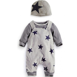 Outfit Kids clothing boy Tracksuits fashion Spring Autumn Cute clothes 2 pcs suit New Fashion