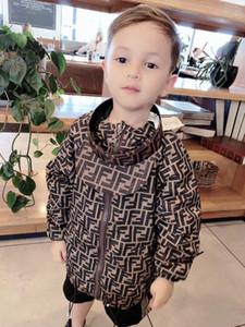 İlkbahar Sonbahar Bebek Boys kız Giyim Çocuk Ceket Siyah Düzlem Boys Ceketler Yaz Çocuk Giyim Dış Giyim