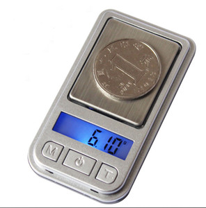50pcs by DHL FEDEX 200g x 0.01g smallest LCD display electronic jewelry pocket balance weigh mini gram weighting scale