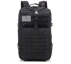 Sac à dos hommes 600D nylon imperméable école armée Rucksack Vintage militaire Sac à dos pour ordinateur portable pour les hommes 42L