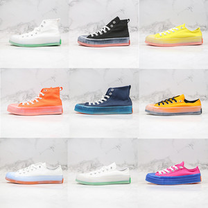 Nouveau PERTURBENT chuck CX 70 années 1970 Chinatown marché de chaussures de toile 70 gelée Taylor chaussures de sport de planche à roulettes occasionnels entraîneurs sportifs 36-44