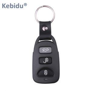 Управление Kebidu Универсальный 433Mhz управления гаражной двери Дубликатор ключа автомобиля Remote Clone Auto Pair Copy Remote