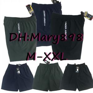 Новые 2019 2020 мужчин под спортивные шорты 2019 2020 обучение Shorts письмо стиль цвета 3 С карман на молнии Размер M L XL XXL