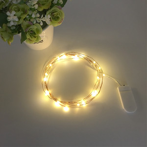 LED String lights Copper Wire Holiday lighting Fairy Garland For Christmas Tree Wedding Party Decoration Merry Christmas Navidad