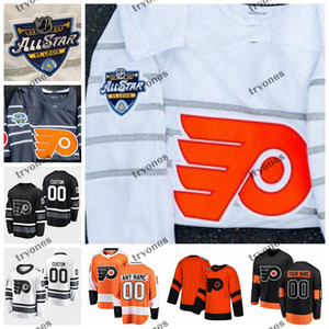 Personalizzare 2020 All Star Game 11 Travis Konecny 13 Lil Peep Claude Giroux Philadelphia Flyers Hockey Jersey Couturier Hayes Provorov Hart