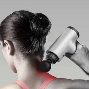 Elektrischer Muskel Massage Gun tiefer Muskel Fasciagewebe Massagertherapie Gun Fitnesstraining Muskelschmerz Relief Body Shaping