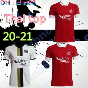 Yeni 2020 Aberdeen FC Futbol Formalar yetişkin ev kırmızı gömlek 20/21 Aberdeen FC McGinn'in futbol Gömlek Ana McKenna futbol üniforma Hayranları En
