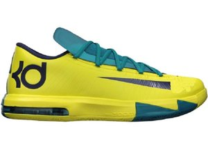 Good KD 6 Seat Pleasant cheap sale With Box new Kevin Durant 6 basketball shoes store US7-US12