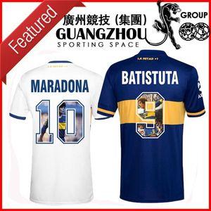2020 Boca Juniors Maradona maillots de football spécial maison loin 2020 Batistuta 9 Style Gallery Impression 20 21 JERSEY FOOTBALL SHIRTS