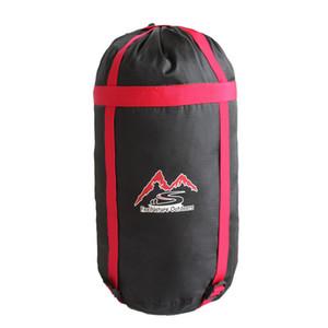 Leichte Reise Wandern Camping Schlafsack-Speicher-Paket Außen S M Größe Wasserdicht Kompressionspacksack Bag