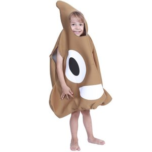 2020 Children Halloween Dresses Boys and Girls Sponge Stool Performance Sets Children Special Occasions 2020 Novel Rompers Child Clothing