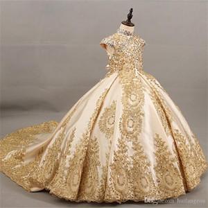 Blush fille fleur avec manches papillon Jewel dentelle Applique Tulle Parti Sheer cou Fille Pageant robe