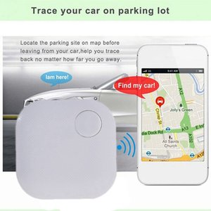 Smart Bluetooth GPS Tracker Phone Finder Locator Pet Anti-Lost Theft Device Alarm Remote Tracker For Dog Child PetNew Qgnv