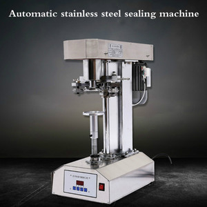 Desktop type can sealing machine for beer aluminum can tinplate can stainless steel semi-automatic sealing machine
