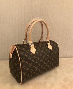 Alta qualità ossidano vacchetta speedy 30cm modo caldo di vendita a tracolla donna borsa sacchetto della signora Totes delle borse AZ126