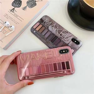Neue Ankunfts-Designer-Telefon-Kasten für IphoneX IphoneXS IphoneXR IphoneXSmax 7Plus 8Plus 7 8 6 6sPlus 6 6s Neue Make-up-Rückseite