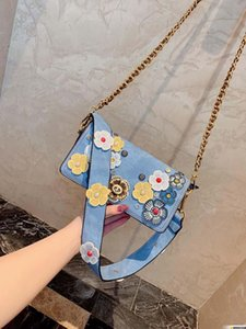 designer bags catch women handbag fashion shoulder cross body flower designer handbags 2019 new style purse bag