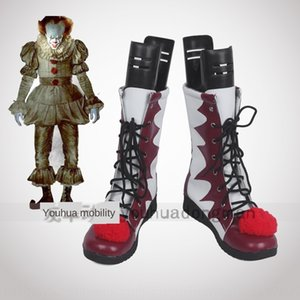 () soul-returning piniewith all sages terror cosplay () clown soul-returning piniewith all sages terror clown shoes cosplay shoes