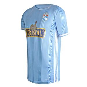 Sporting Cristal 2020 Tops Futebol Peru Futbol Camisas Lima Football Camisetas Gonzales shirt Kit Maillot Maglia
