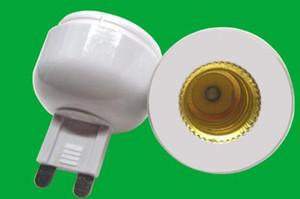 G9 إلى E17 / E12 / E14 / E27 بقيادة مصباح قاعدة مصباح حامل محول محول المقبس